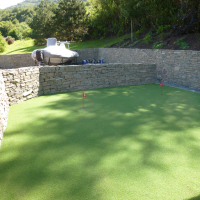 Artificial Grass Golf Putting