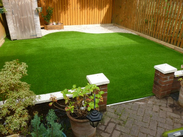 TS Lush Artificial Grass 2