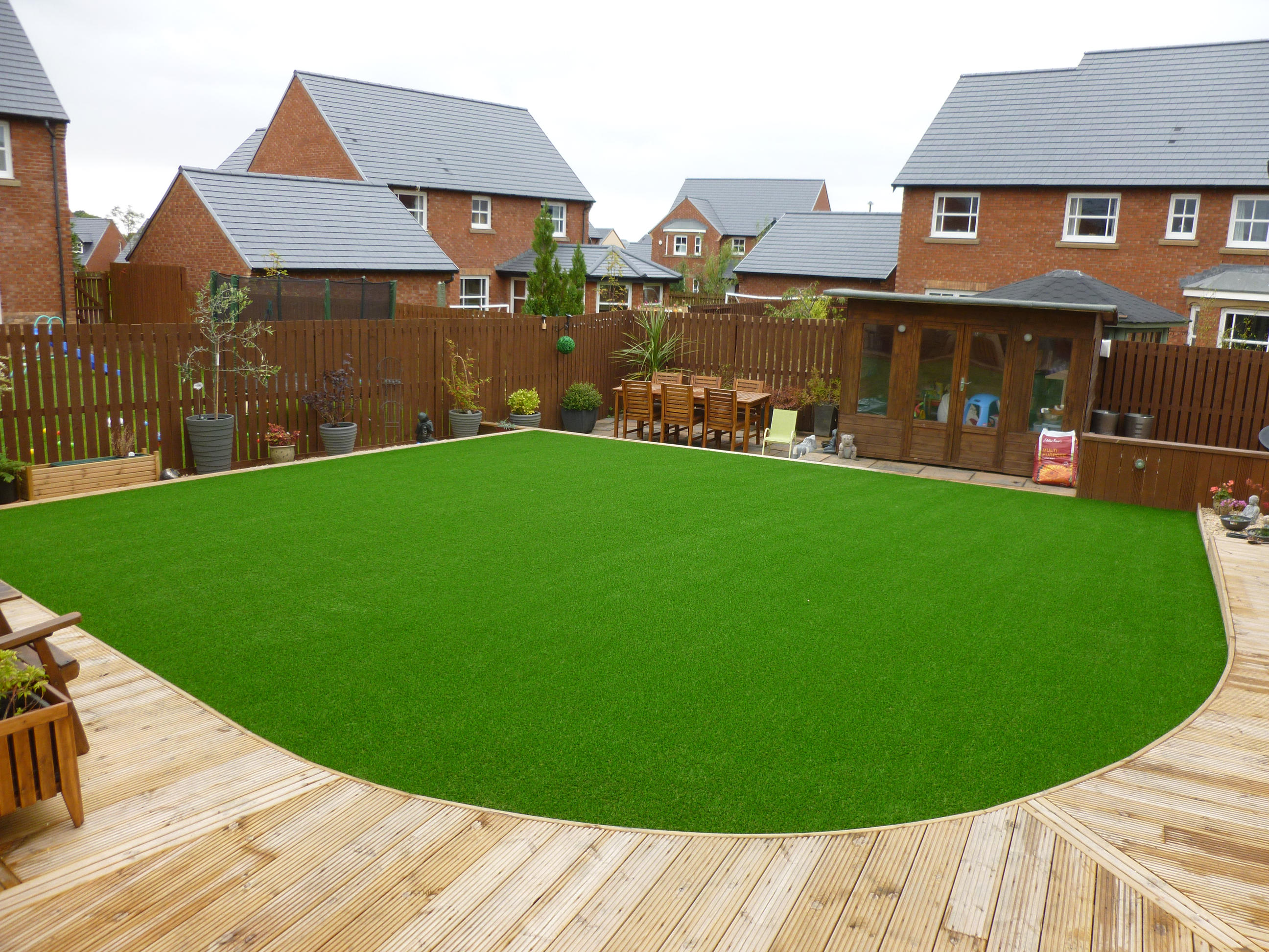 Artificial Grass Edinburgh HomeOwners