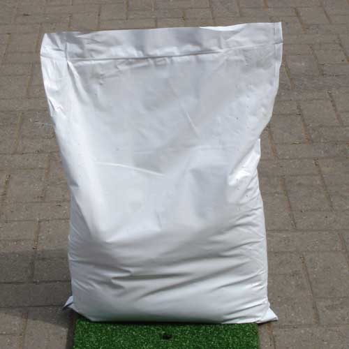 lawn top dressing