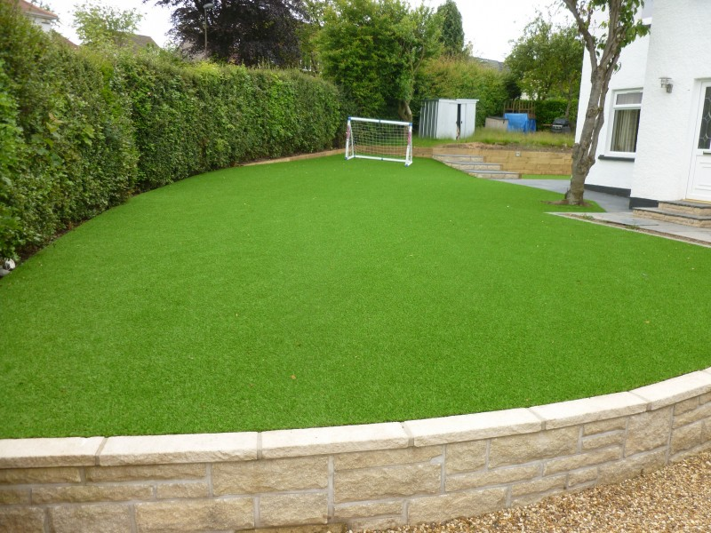 Artificial Grass – Fun In The Garden All Year Round